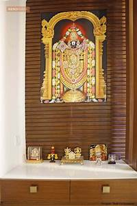 This Navratri Design your PUJA ROOM - Renomania