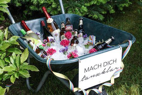 Getränke Kühlen Gartenparty by Gartenparty Deko Ideen F 252 R Sch 246 Ne Stimmung