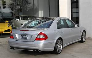 Mercedes E 63 Amg : 2009 mercedes benz e 63 amg 1 owner stock 6015a for sale near redondo beach ca ca ~ Medecine-chirurgie-esthetiques.com Avis de Voitures