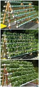 Diy Pvc Garden Projects