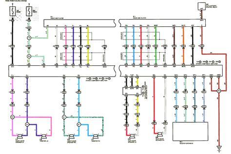 Lexus Radio Wiring Diagram Library