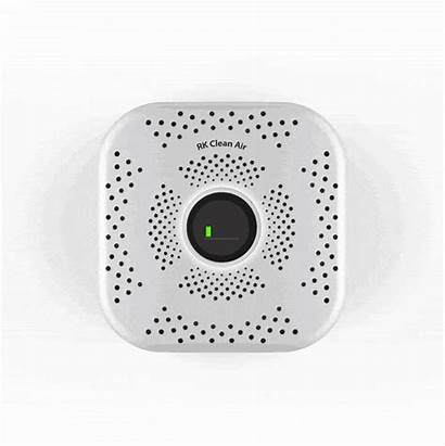 Air Detector Clean Carbon Monoxide Smoke Rk