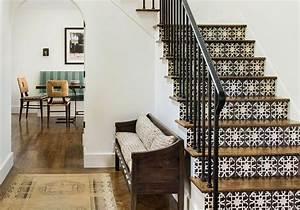 Décoration D Escalier Intérieur : comment d corer un escalier elle d coration ~ Nature-et-papiers.com Idées de Décoration