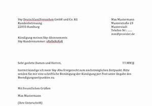 Kündigung Mietverhältnis Frist : sky k ndigen so funktioniert s chip ~ Lizthompson.info Haus und Dekorationen