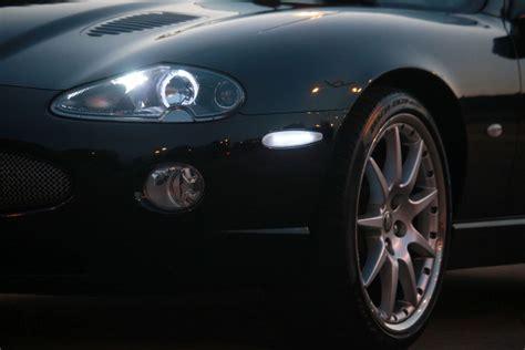 jaguar accessories jaguar xk led bumper light rings