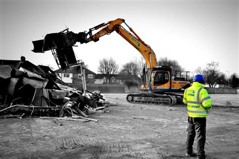 asbestos removal city demolition