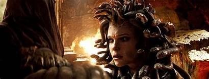 Medusa Titans Clash Natalia Vodianova Mujika Mythology