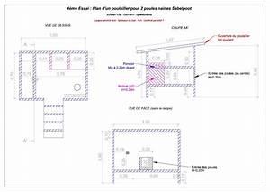 Plan Poulailler 5 Poules : que pensez vous de mon projet de poulailler ~ Premium-room.com Idées de Décoration