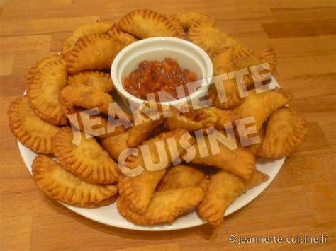 cuisine africaine recette pastels de viande beignets à la viande entrée jeannette cuisine