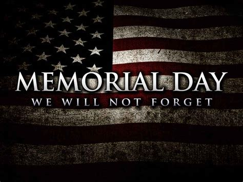 Memorial Day Quotes & Sayings, Images, Pictures