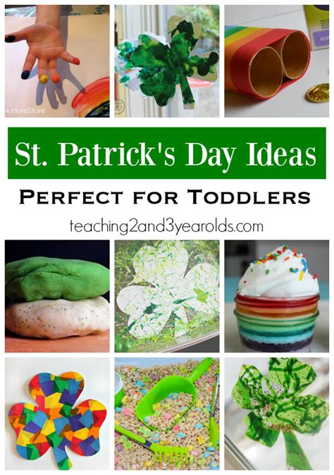 fun st patricks day activities  toddlers
