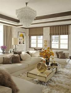Salon tendance quel style de design d39interieur choisir for Tapis champ de fleurs avec canape type industriel