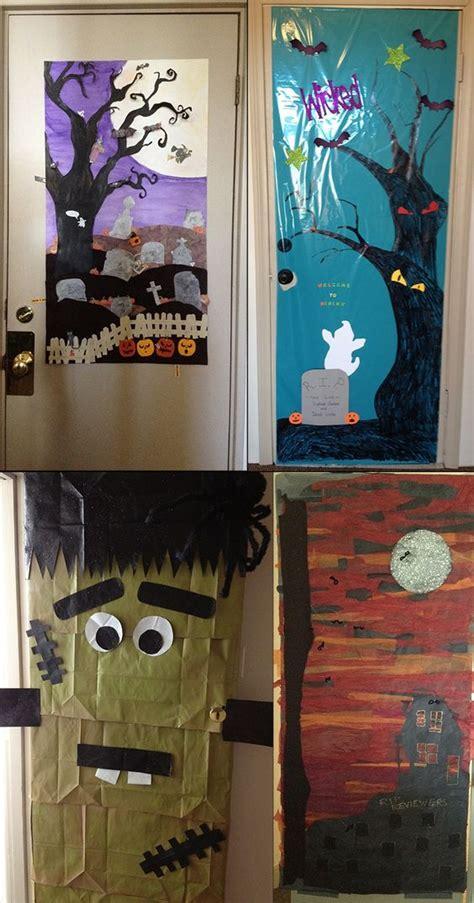 nobody beats teachers when it comes to creative door