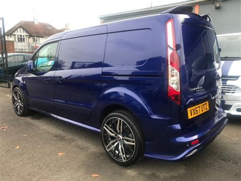 A new idea has entered the car insurance market. Used 2017 Ford Transit Connect 1.5 TDCi L2 230 Trend Double Cab-in-Van 6dr (EU6) for sale in ...