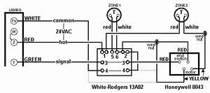 hvac system all about circuits With 24 volt zone valves wiring diagram