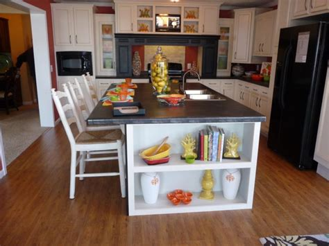 decorate kitchen island your kitchen shiny with granite counter tops decor