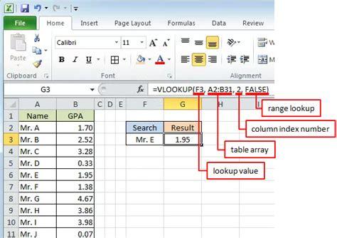 ways   vlookup   excel spreadsheet wikihow