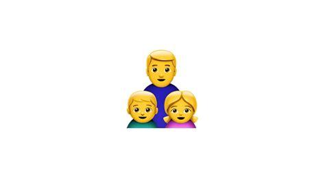 single dad family ios   emoji popsugar tech photo
