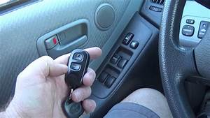 Programming Fob For 2001 To 2007 Toyota Highlander