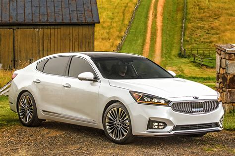 Kia K5 2019 by 2019 Kia Cadenza New Car Review Autotrader