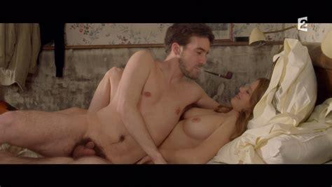 Naked Léa Seydoux In Roses à Crédit