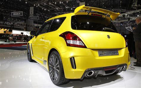 Car Wallpaper Suzuki Swift S Concept 2011