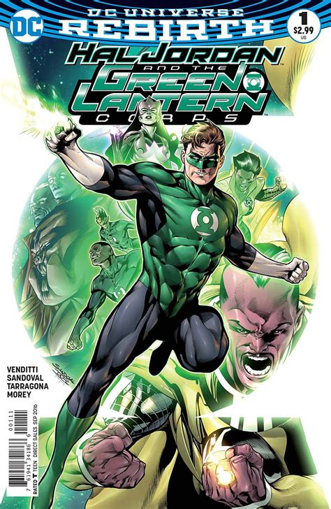 hal green lantern hal and the green lantern corps 1 review black problems
