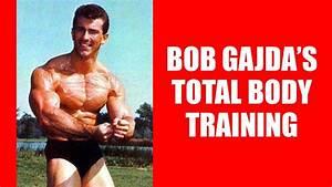 Bob Gajda Workout