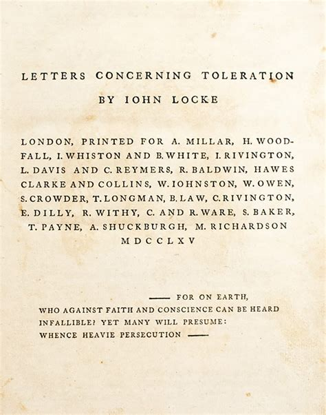 locke letter concerning toleration locke s letters concerning toleration edition
