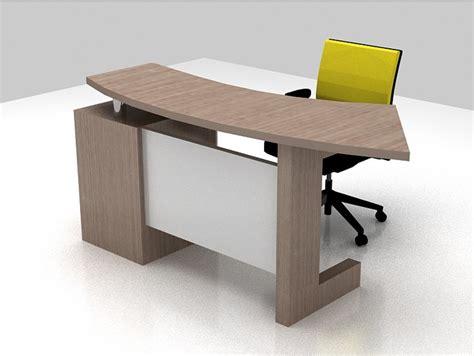 model meja kerja minimalis  elegan dirumahkucom