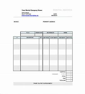 car rental invoice template hardhostinfo With car rental invoice template