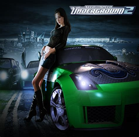 Need For Speed Underground 2 Pc แต่งให้เฉียบแล้วเหยียบ