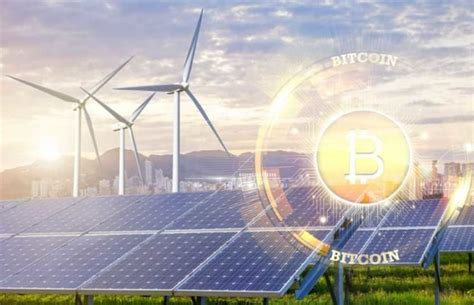 The bitcoin price has soared in 2021 nurphoto/getty images. How Bitcoin Mining Power Consumption is Actually Driving Green Energy Innovation — Steemit