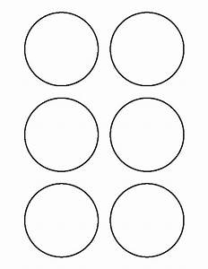 3 inch circle pattern use the printable outline for With circle templates to print