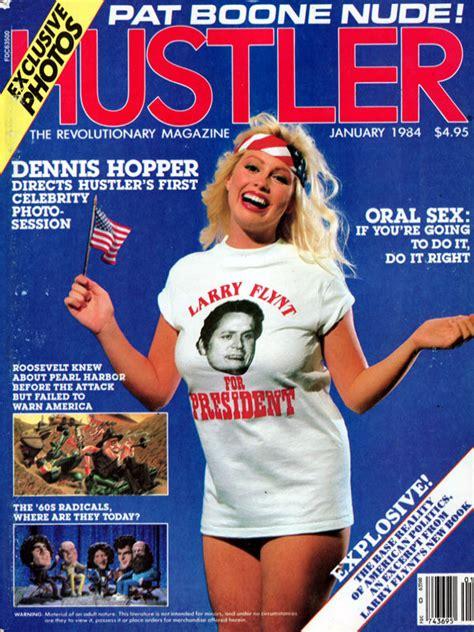 Hustler January 1984 Magazines Archive