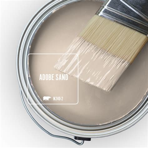 colorfully behr color of the month adobe sand