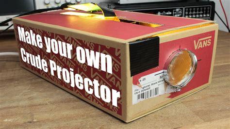 crude projector youtube