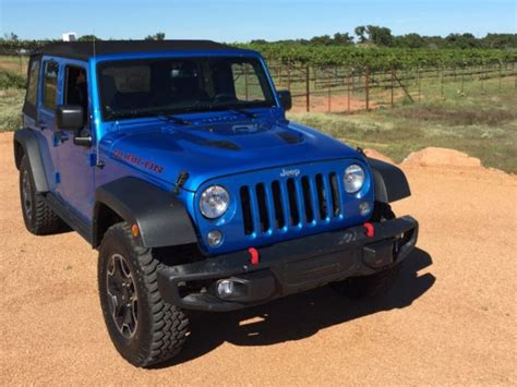 2016 Jeep Wrangler Unlimited Rubicon Hard Rock Edition Was