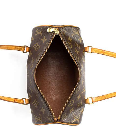 louis vuitton papillon brown monogram barrel bag designer