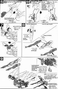 Hg Wing Gundam Zero English Manual  U0026 Color Guide