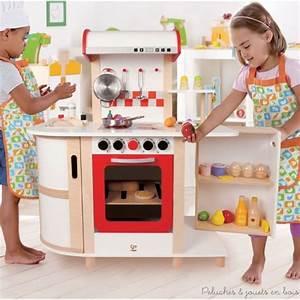 Cuisine En Bois Enfant Pas Cher : dinette en bois alimentation marchandises et cuisine en bois jouet toute la cuisine des petits ~ Teatrodelosmanantiales.com Idées de Décoration