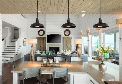 farmhouse style kitchen lighting coastal farmhouse interior design home bunch interior 7167