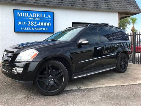 The gl450 and gl320 cdi are equipped identically, save for their powertrains. 2008 Mercedes-Benz Gl-Class AWD GL 450 4MATIC 4dr SUV In ...