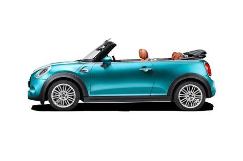 convertible cars for mini declares open season 2016 mini convertible revealed