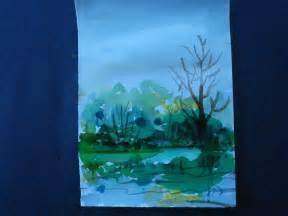 Easy Nature Drawings Paintings