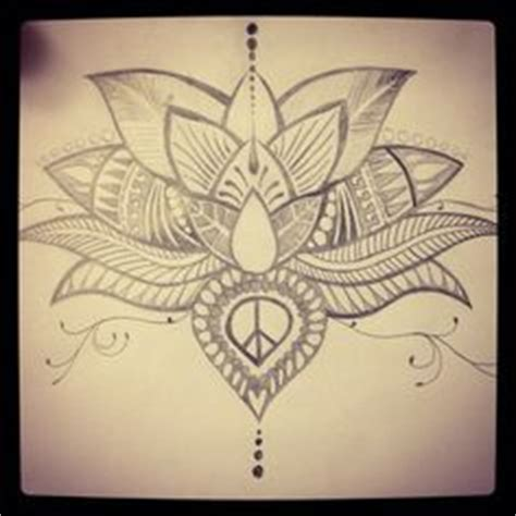 hindu lotus flower tattoo buscar  google tatuajes