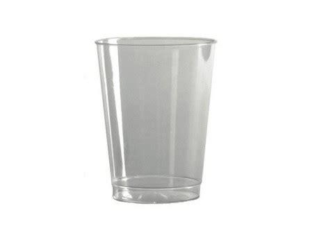 Baskom Plastik No 14 Komet 8 oz comet clear plastic cup dovs by the