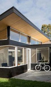 A Modern Black and White Home In Melbourne in 2019 ...
