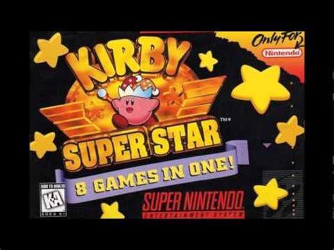 Best Of  Kirby Super Star  Kirby's Fun Pak Soundtrack