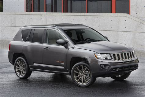 jeep compass 2017 trunk 2017 jeep compass review ratings specs prices and